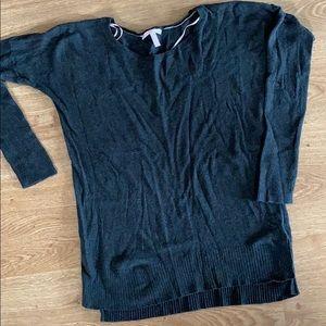 Grey Victoria's Secret Sweater Shirt